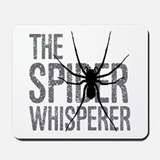 The Spider Whisperer Mousepad