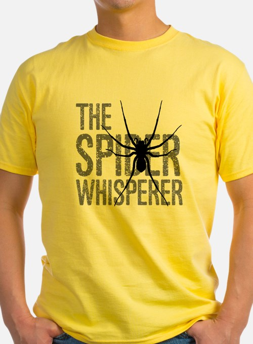 The Spider Whisperer T