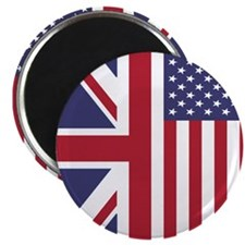 "Unique Usa 2.25"" Magnet (10 pack)"