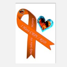 I Have CRPS Solve the Mys Postcards (Package of 8)