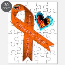 I Have CRPS Solve the Mystery Ribbon Puzzle