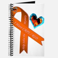 I Have CRPS Solve the Mystery Ribbon Journal