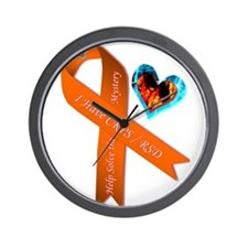 I Have CRPS Solve the Mystery Ribbon Wall Clock