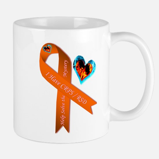 I Have CRPS Solve the Mystery Ribbon Mugs