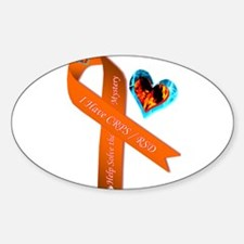 I Have CRPS Solve the Mystery Ribbon Decal