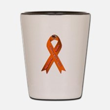 I have CRPS Fire & Ice Heart Ribbon Shot Glass