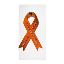 I have CRPS Fire & Ice Heart Ribbon Beach Towel