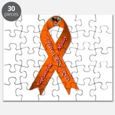 I have CRPS Fire & Ice Heart Ribbon Puzzle