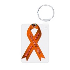 I have CRPS Fire & Ice Heart Ribbon Keychains
