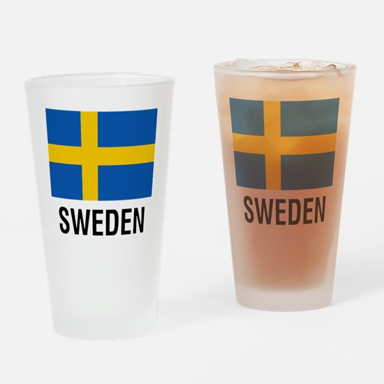 FLAG of XX Drinking Glass