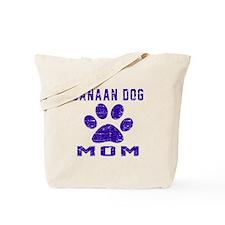 Canaan Dog mom designs Tote Bag