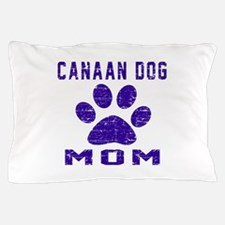Canaan Dog mom designs Pillow Case