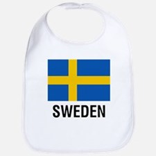 FLAG of SWEDEN Bib