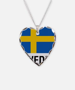 FLAG of SWEDEN Necklace