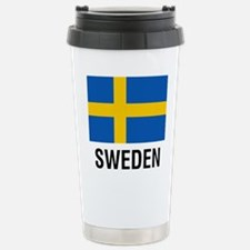 FLAG of SWEDEN Travel Mug