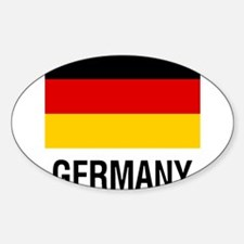 FLAG of GERMANY Decal