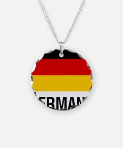 FLAG of GERMANY Necklace