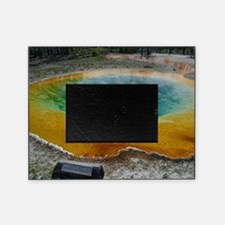 yellowstone national park Picture Frame