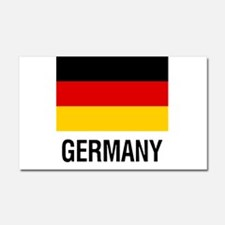 FLAG of GERMANY Car Magnet 20 x 12