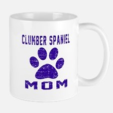 Clumber Spaniel mom designs Mug