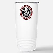 Zombie Quick Reaction Team Travel Mug