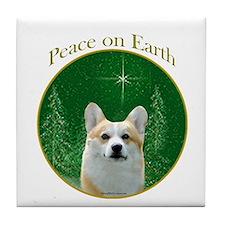 Pembroke Peace Tile Coaster