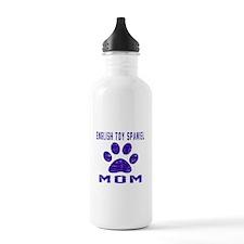 English Toy Spaniel mo Water Bottle