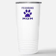 Foxhound mom designs Stainless Steel Travel Mug