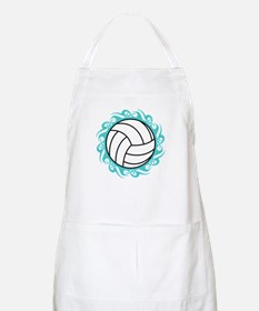 tribal volleyball Apron