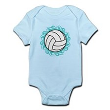 tribal volleyball Body Suit