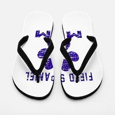 Field Spaniel mom designs Flip Flops