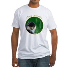 Pomeranian Peace Shirt