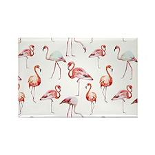 Flamingo Birds Magnets