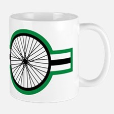 cycleStripe wheel Mugs