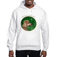 Poodle Peace Hoodie