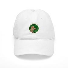 Poodle Peace Baseball Cap