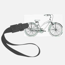 cruiser bike Luggage Tag
