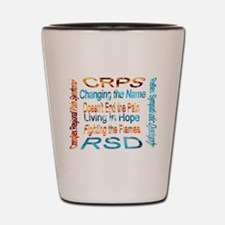 Unique Rsd Shot Glass