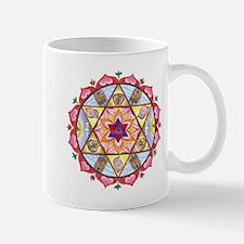 Shiva Shakti Mandala Mugs