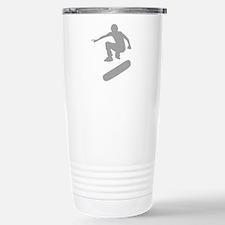 skateboarder chex Travel Mug