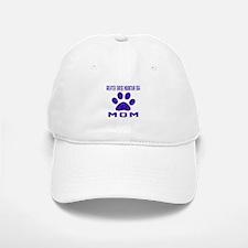 Greater Swiss Mountain Dog mom designs Baseball Baseball Cap
