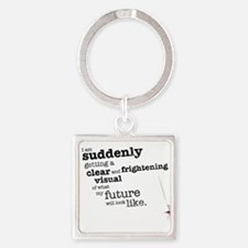 My future will look like Keychains
