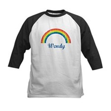 Wendy vintage rainbow Tee