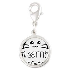 I'm Getting Meowied Charms