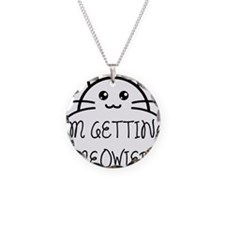 I'm Getting Meowied Necklace
