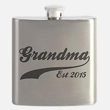 Grandma Est 2015 Flask