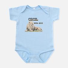 Cecil The Lion Body Suit