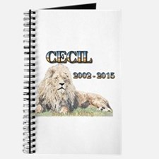 Cecil The Lion Journal
