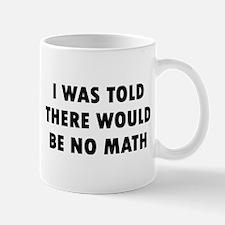 I Math Mug