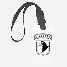 101st Airborne stencil Luggage Tag